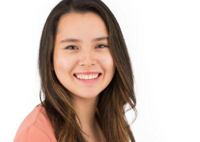 Angelica Carlos Headshot on White