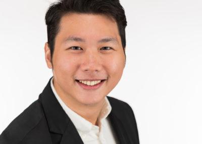 Kennard Tan Headshot on White